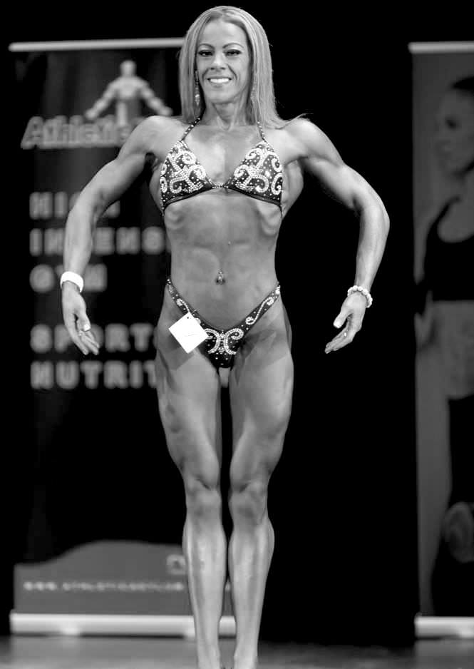 julieanne jenkins competing